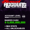 GTA V Modded Account Advanced PC Social Club