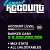 GTA V Modded Account Expert PC Social Club