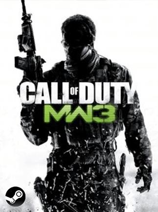 Call of Duty: Modern Warfare 3 Steam Account Cheap
