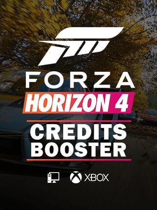 Forza Horizon 4 Credits Boost