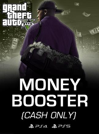 GTA V Cash Only Booster