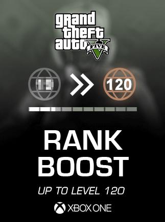 GTA V Rank Boost Xbox One