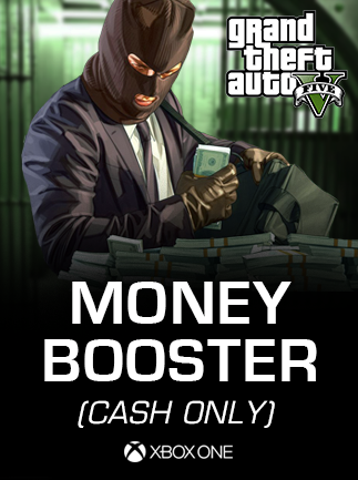 GTA V Cash Only Booster Xbox One